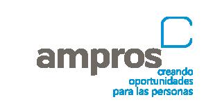 Logo de AMPROS