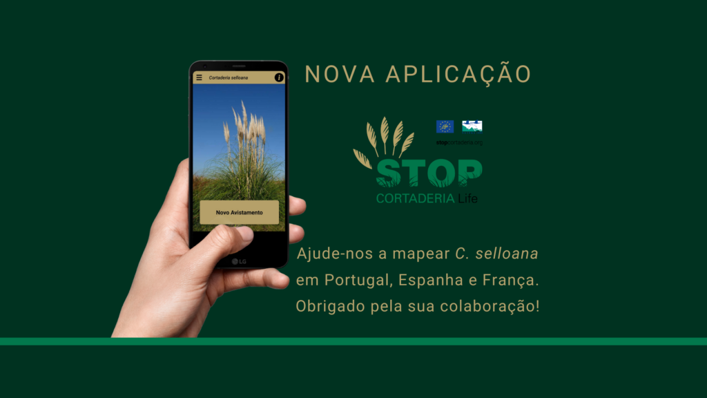 Nova app Cortaderia